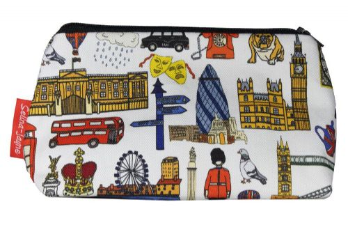 Selina-Jayne London Limited Edition Designer Cosmetic Bag